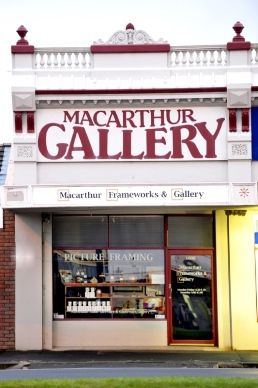 Macarthur Frameworks and Gallery
