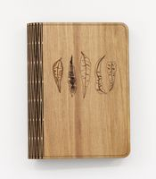 Buttonworks leaf notebook