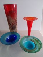 James McMurtrie Bowls and vases