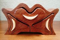 Wooden jewelery boxes giftware